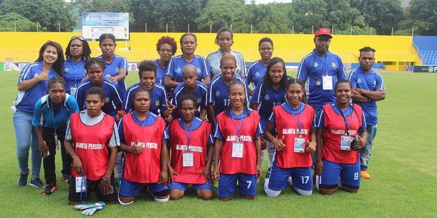 Pertempuran Sengit, Tim Wanita Kalbar Bakal Hadapi Papua di Final Piala Pertiwi 2017