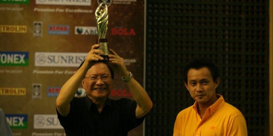 Candra Wijaya: Sukses Indra!