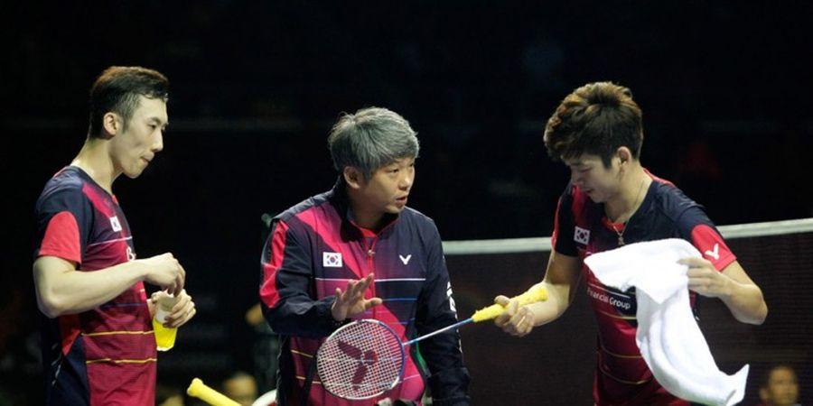 Perjalanan Lee Yong-dae/Yoo Yeon-seong Terhenti pada Semifinal Korea Masters