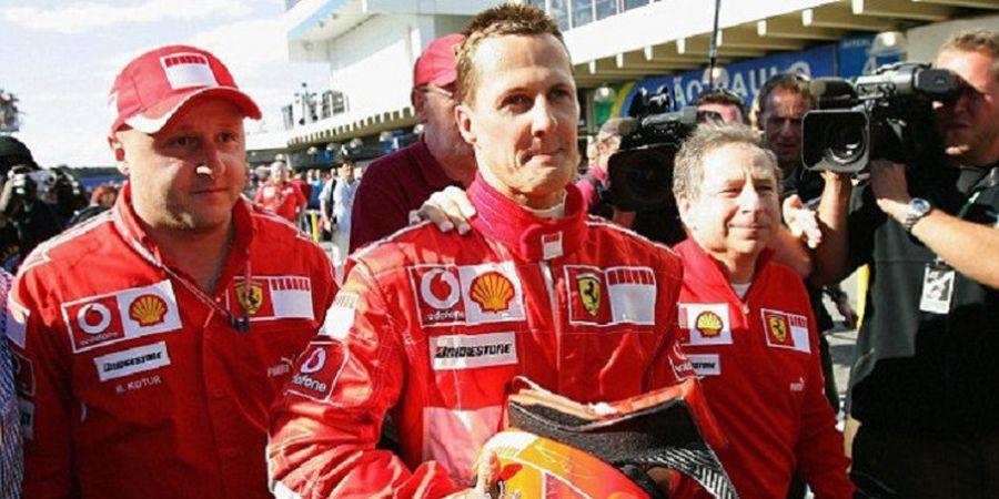 Kondisi Kesehatan Michael Schumacher Mulai Membaik