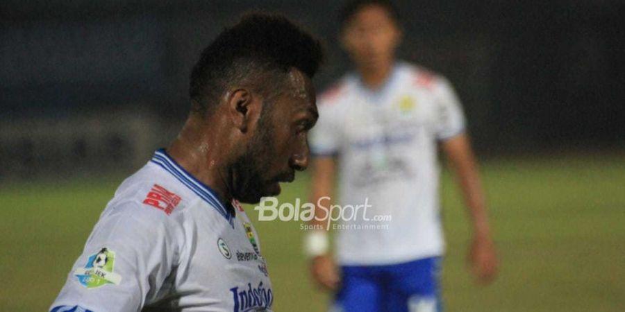 Debut Striker Baru Persib Bandung Ini Gagal Samai Rekor 'Si Anak Hilang'