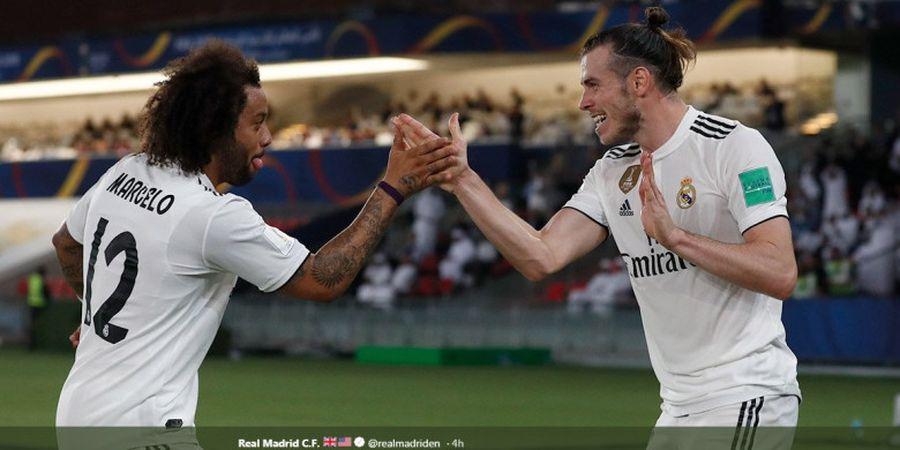 Kado Natal untuk Gareth Bale Bikin Ngakak Seluruh Penggawa Real Madrid