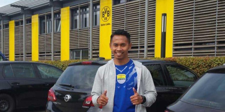 Pelatih Persib Bandung U-16 Dapat Kebahagiaan Ganda