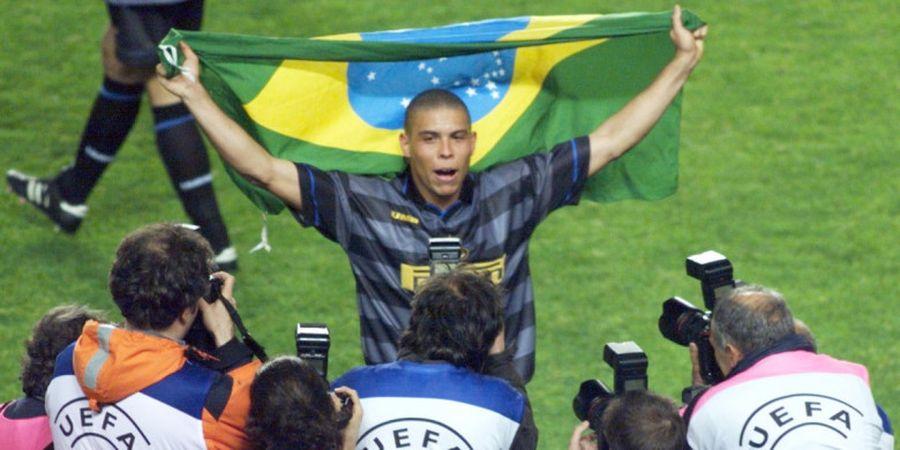 Lama Tak Terdengar, Begini Cara Ronaldo Luis Nazario Nikmati Masa Pensiun