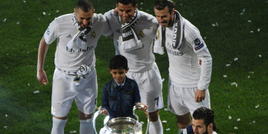 Benzema Ungkap Pembagian Kerja Trio BBC, Ronaldo Jadi Apa?