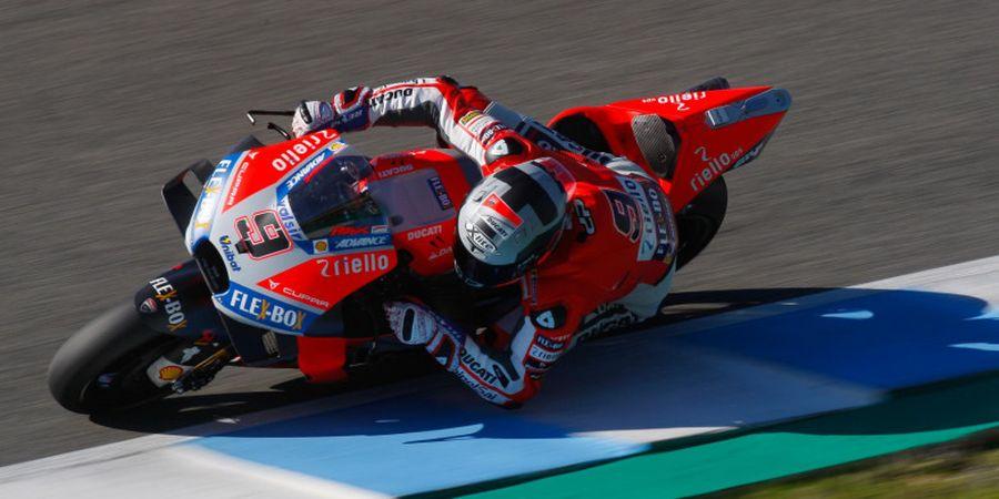 Danilo Petrucci Kagum dengan Cara Kerja Kru Ducati