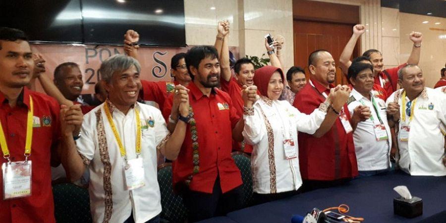 KONI Resmikan Sumatra Utara dan Aceh sebagai Tuan Rumah PON 2024