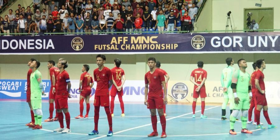 Link Live Streaming Timnas Futsal Indonesia Vs Uzbekistan Siang Ini