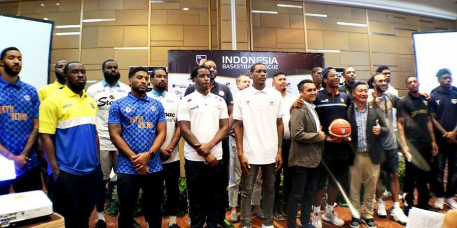 19 Pebasket Asing Akan Ramaikan IBL Pertamax 2018-2019