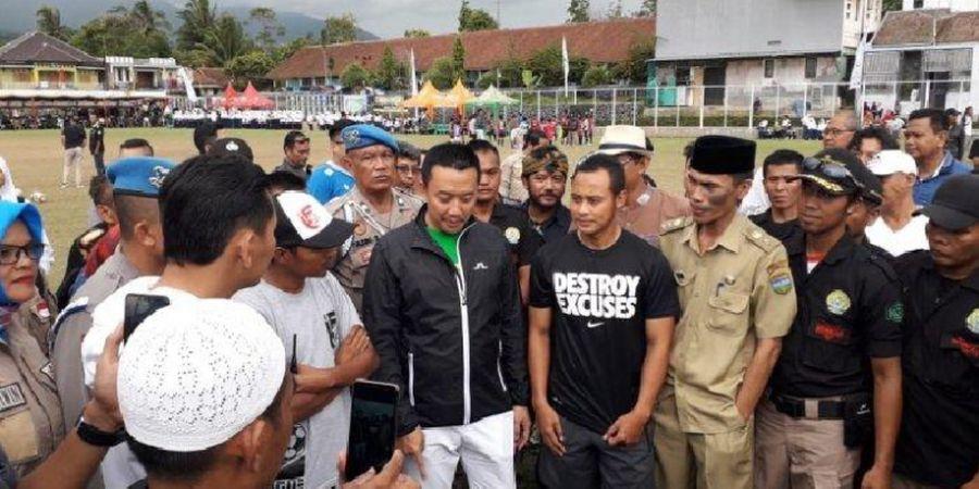 Bibit Berpotensi Diharapakan Muncul dari Festival Olahraga Rakyat