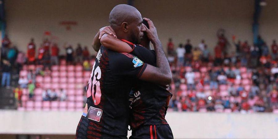 Gol Boaz Solossa Bawa Persipura Benamkan Bali United