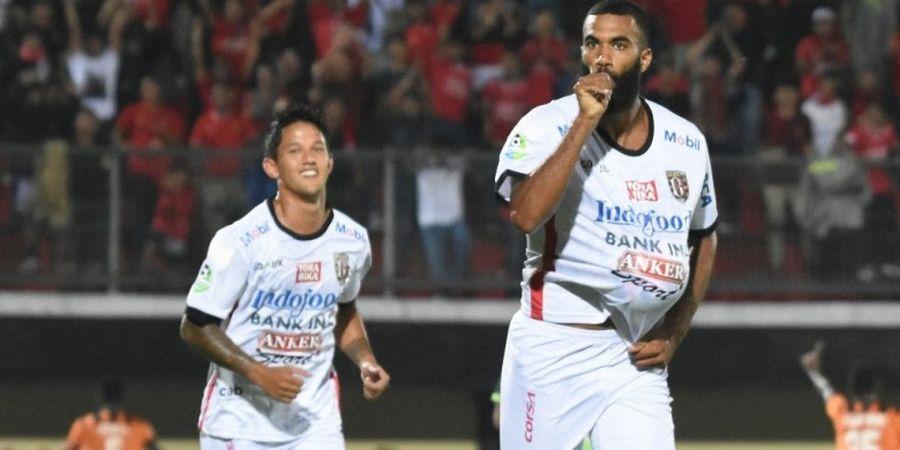 Diwarnai Gol Perdana Irfan Bachdim, Bali United Lanjutkan Tren Kemenangan