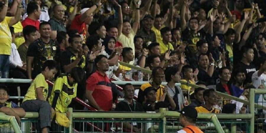 Barito Putera Vs Bali United - Panpel Sediakan Tiket Kategori Pelajar