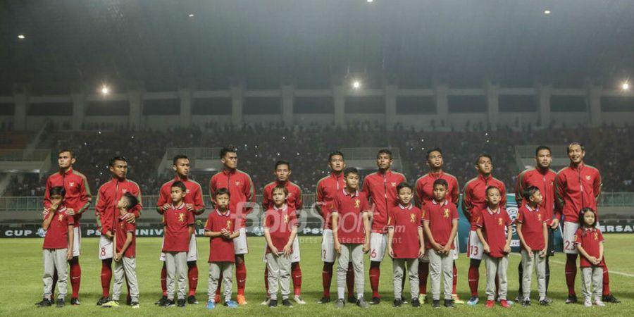 Link Live Streaming dan Susunan Pemain Timnas U-23 Indonesia Vs Uzbekistan