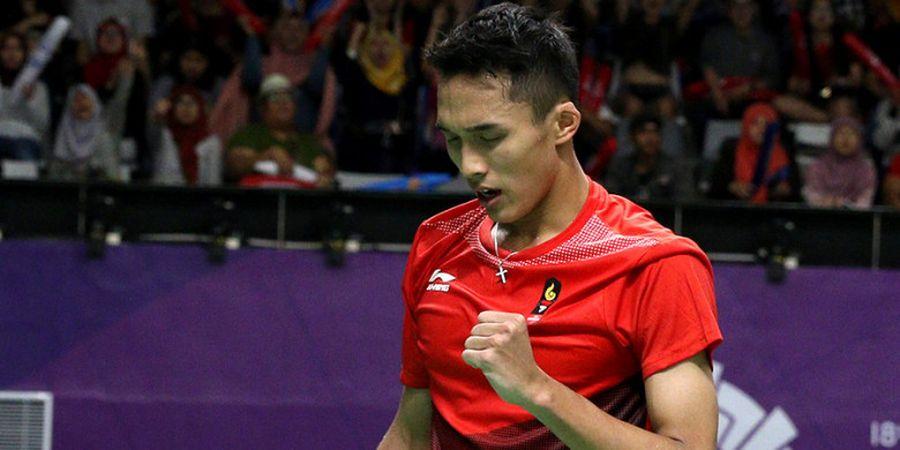 PBSI Berikan Bonus untuk Pebulu Tangkis Peraih Medali Asian Games 2018