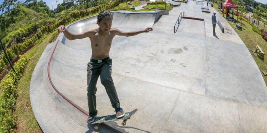 Seputar Skateboarding Si 'Surfing Darat' yang Jadi Bagian Asian Games