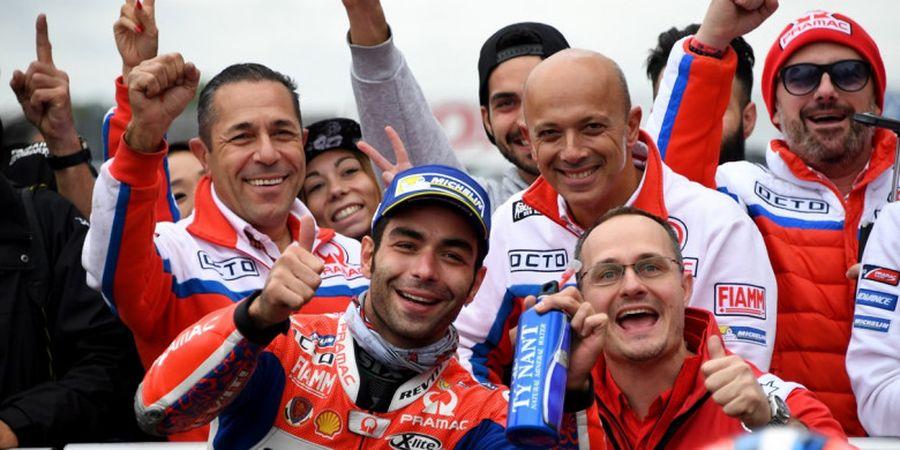 Pengamat MotoGP Ini Sebut Masa Depan Danilo Petrucci Belum Jelas