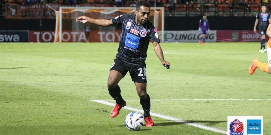 Setelah Bela Klub Thailand, Terens Puhiri Kembali ke Borneo FC Musim Depan