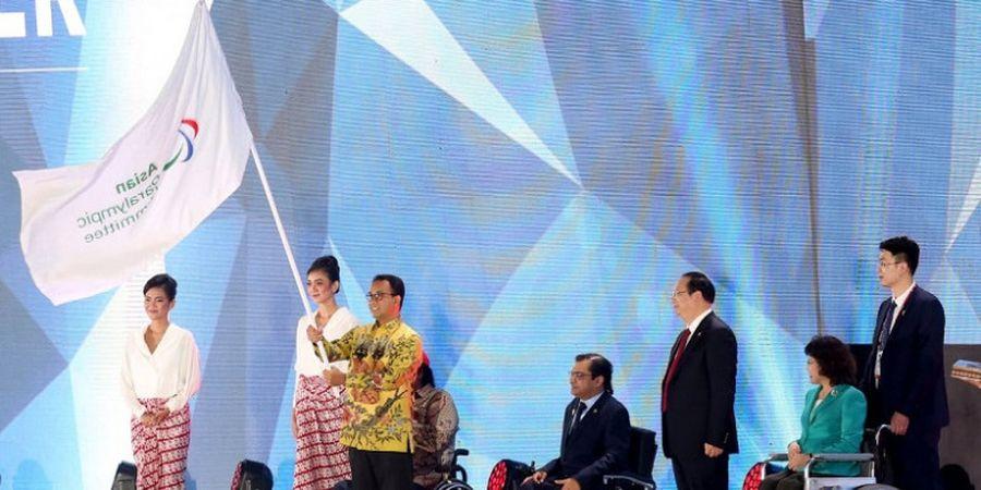 Asian Para Games 2018 - Indonesia Resmi Serahkan Bendera Asian Paralympic Committee