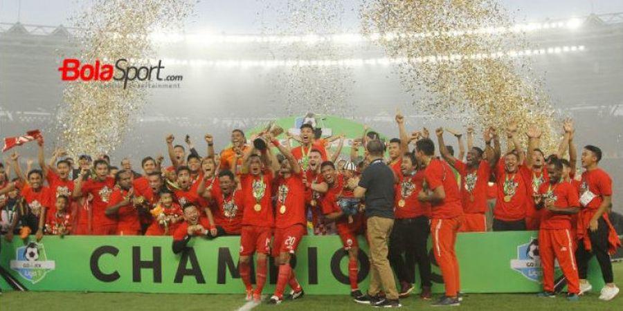 Persija Lepas Tujuh Pemain untuk Hadapi Musim 2019