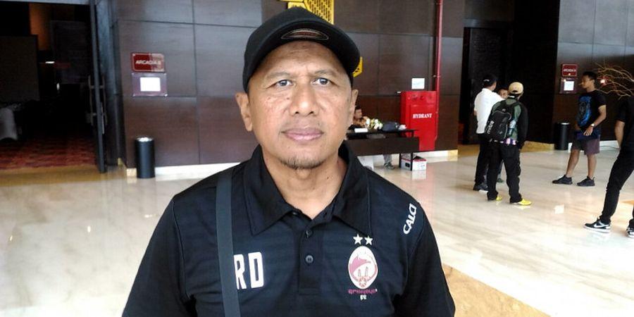 Rahmad Darmawan Ikut Senang dengan Penunjukan Satia Bagdja sebagai Pelatih Timnas Putri