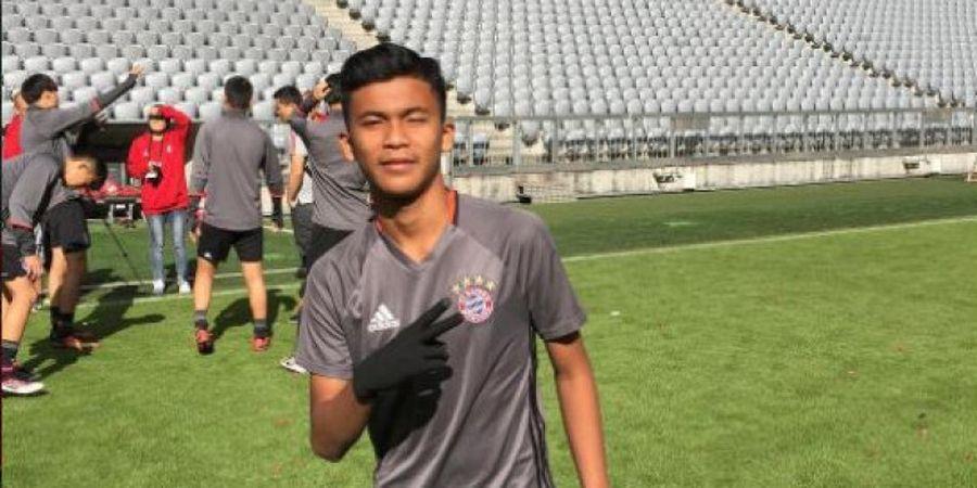 Sutan Zico di Antara Bayern Muenchen dan PSM Makassar