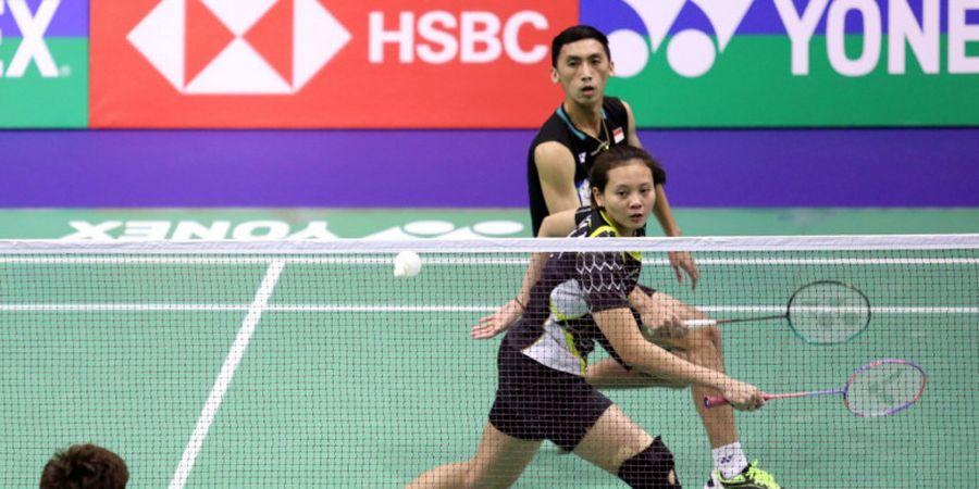 Hasil Chinese Taipei Open 2019 - Kalah dalam Derbi Indonesia, Ronald/Annisa Tersisih