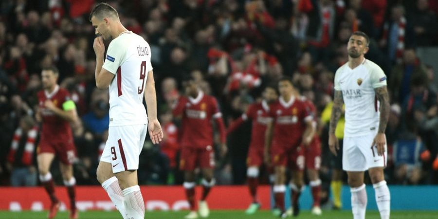 Sang Raja Assist Menjadi Tumbal Kemenangan Liverpool atas AS Roma