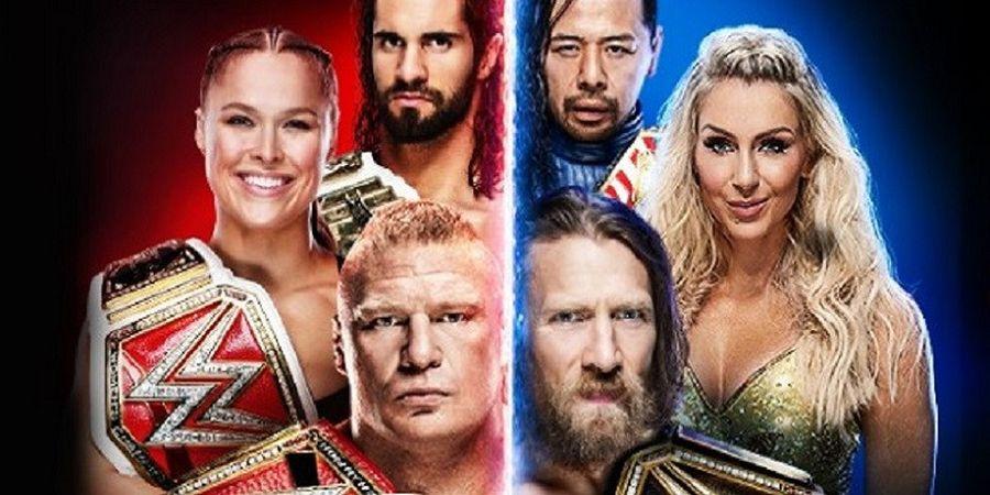 Pegulat WWE ini Mendadak Hantam dan Cekik Lawan Secara Brutal