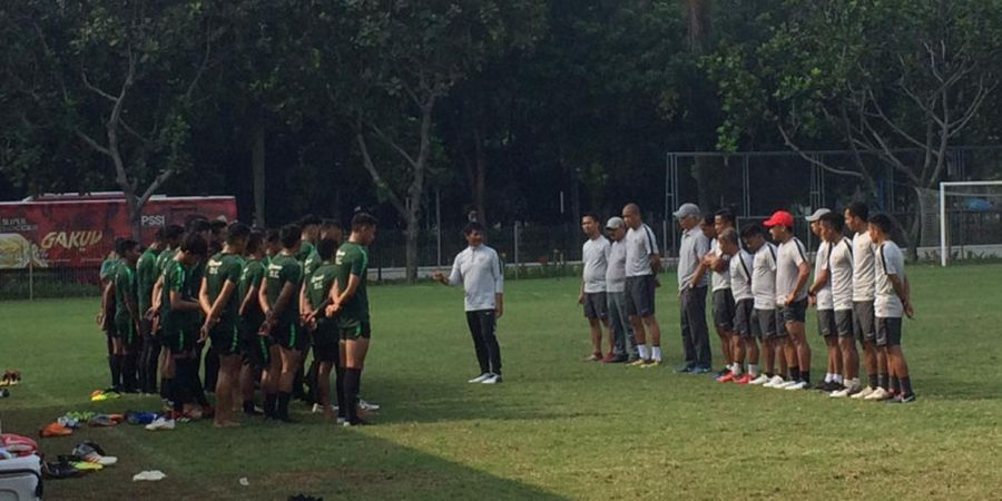 Indra Sjafri Bakal Tinggalkan Timnas U-22 Indonesia
