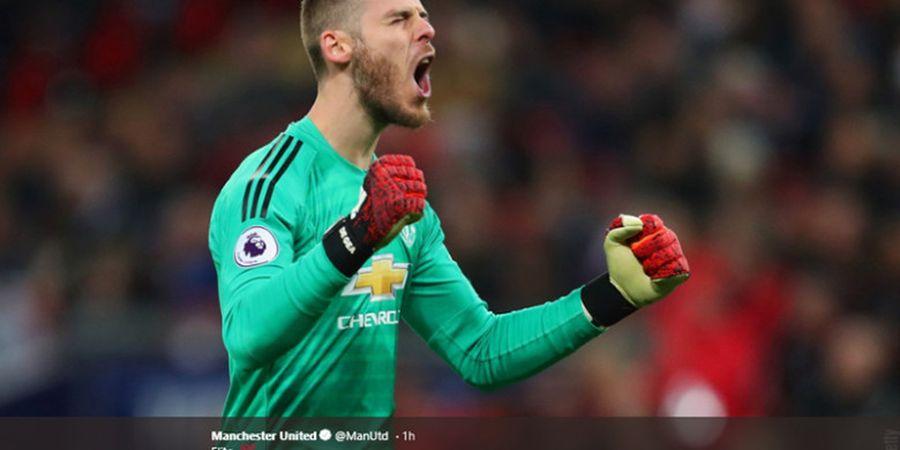 Manchester United Masih Lanjutkan Pembicaraan Kontrak De Gea