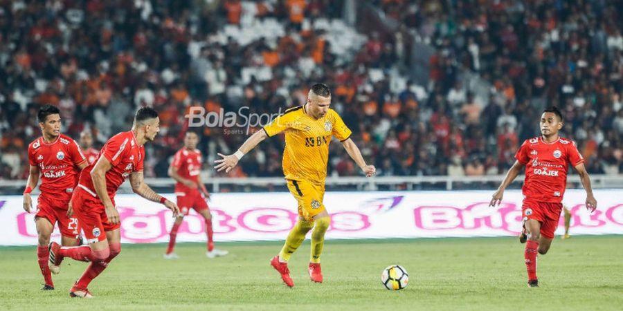 Mantan Pemain Klub Liga 1 Raih Juara Liga Utama Hong Kong