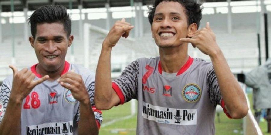 Pengobatan Tradisional Maluku Sangat Cepat Pulihkan Kondisi Pemain Martapura FC Ini