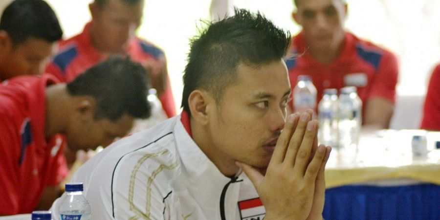 Agung Seganti Dipastikan Tak Perkuat Indonesia pada Asian Games 2018