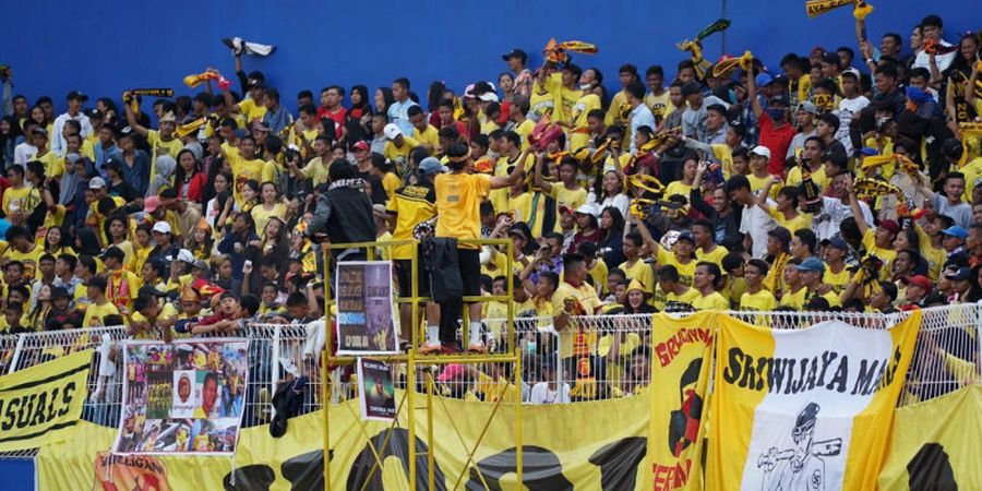 Simak, Info Tiket Laga Sriwijaya FC Kontra Keluarga USU Medan