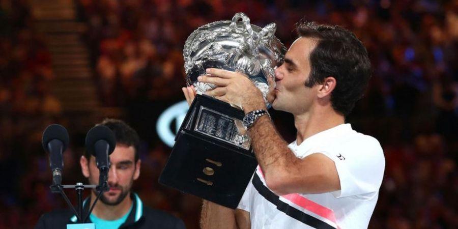 Australian Open 2019 - Langkah Roger Federer Terhenti