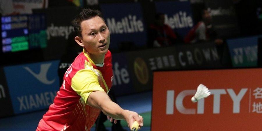 Sony Lolos ke Babak Semifinal Thailand Terbuka