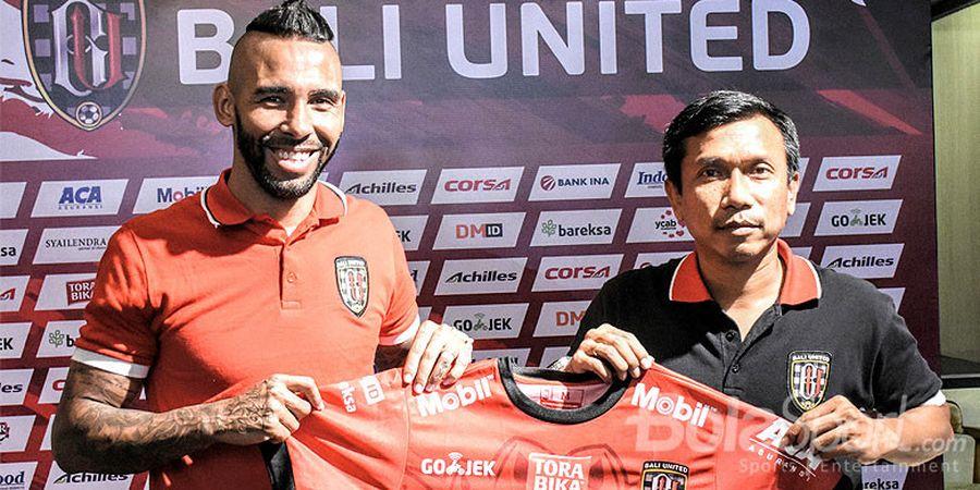 Media Asing Sebut Bek Baru Bali United Punya Sifat Seperti Ini