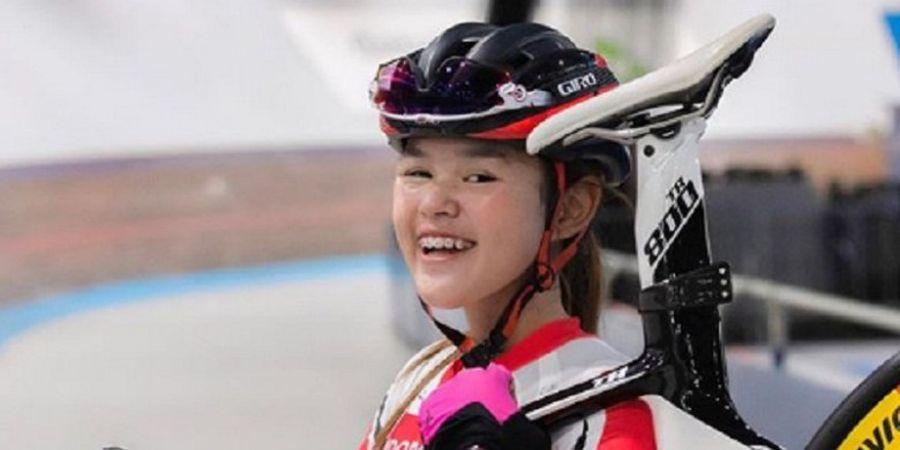 Awalnya Cuman Berniat Diet Gadis Cantik Ini Malah Jadi Atlet Pesepeda Kelas Internasional