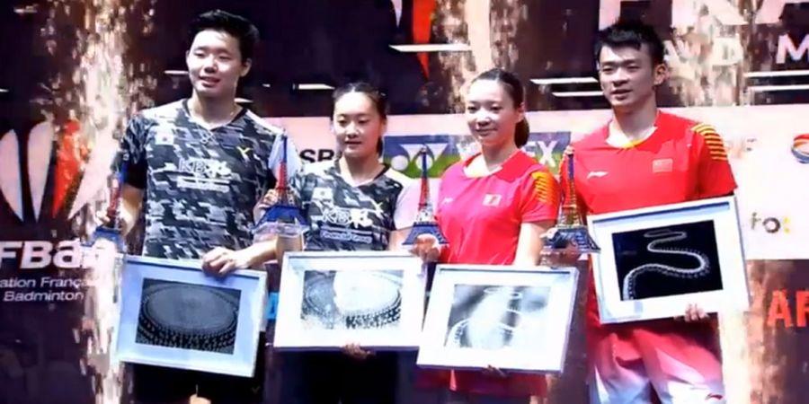 Tekanan Zheng Siwei/Huang Yaqiong Sebelum Juarai French Open 2018