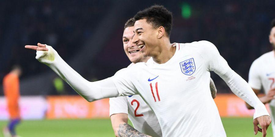 WAGs Timas Inggris Tak Bisa Nonton Piala Dunia 2018 Gratis