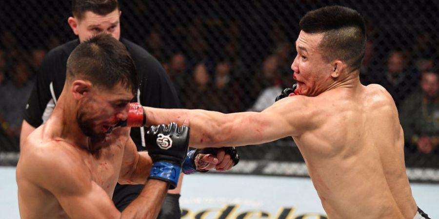 Si Macan Kumbang UFC Muak Dituding Kabur dari Zabit Magomedsharipov