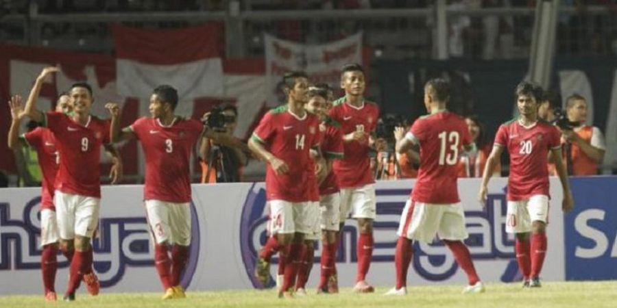 Info Tiket dan Link Streaming Asian Games 2018, Timnas Indonesia U-23 Melawan Taiwan Nanti Malam