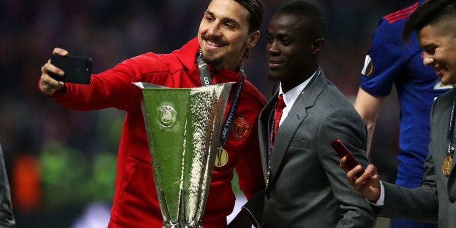 Zlatan Ibrahimovic Sempat Nasihati Bocah Pemungut Bola