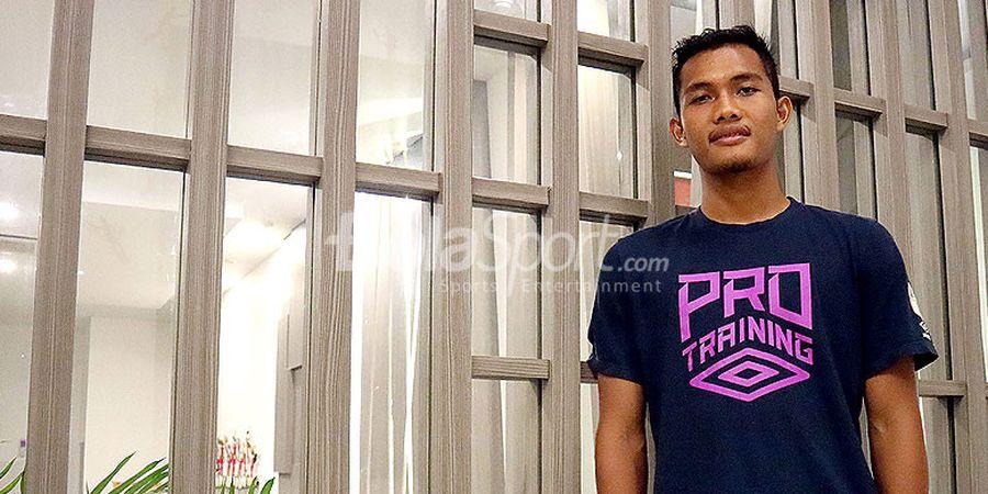 Bek Muda Barito Putera Siap Berikan yang Terbaik di Timnas U-22 Indonesia