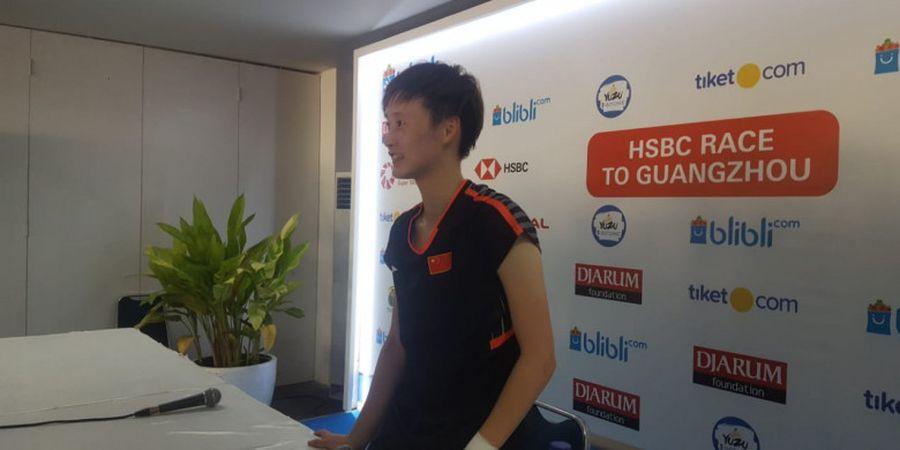 Hasil Final Hong Kong Open 2019 - Rebut Kemenangan Ke-11 atas Ratchanok Intanon, Chen Yufei Jadi Juara