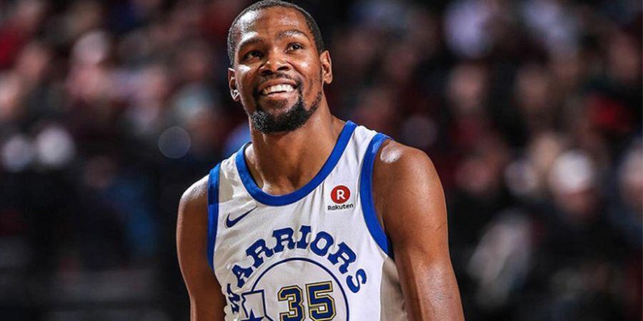 Kerap Diusir pada Laga NBA Musim Ini, Kevin Durant Beri Penjelasan