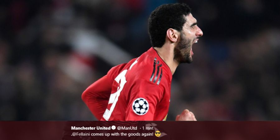 Man United vs Barcelona - Old Trafford Mandul dan Mencari Penerus Fellaini