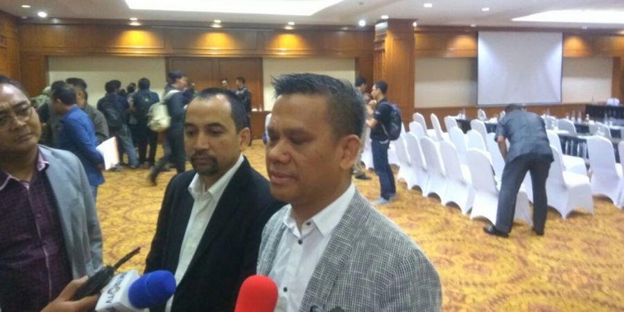 Glenn Sugita dan Berlinton Siahaan Resmi Mundur dari PT LIB