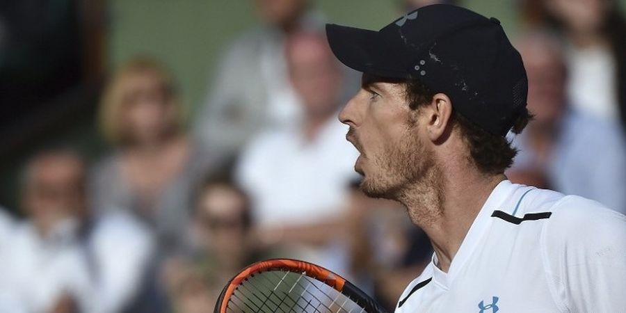 Ambisi Andy Murray Tembus Final Roland Garros 2017